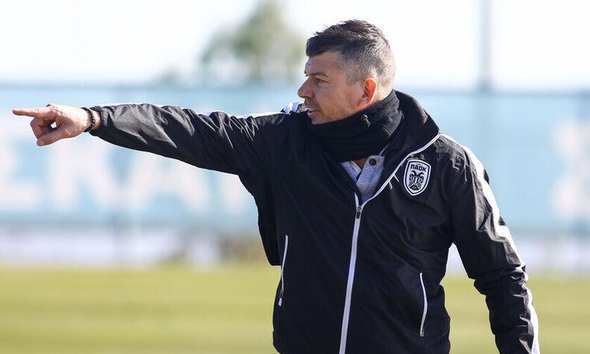 ΠΑΟΚ : Χωρίς δίπλωμα προπονητή ο Γκαρσία, αλλά υπάρχει τρόπος…