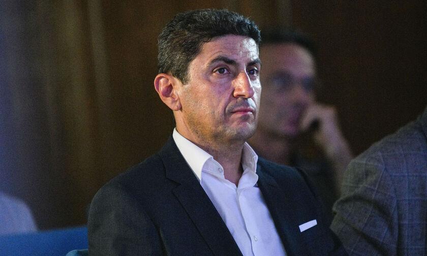 Ο Αυγενάκης στη Βουλή για την Πλατφόρμα Αθλητικής Ακεραιότητας