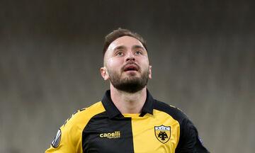 ΑΕΚ - Λέστερ: Η ευκαιρία του Τάνκοβιτς για το 2-2 (vid)