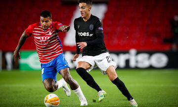 Γρανάδα- ΠΑΟΚ 0-0: Ο Αμπέλ φεύγει «Χ»αρούμενος (Highlights)