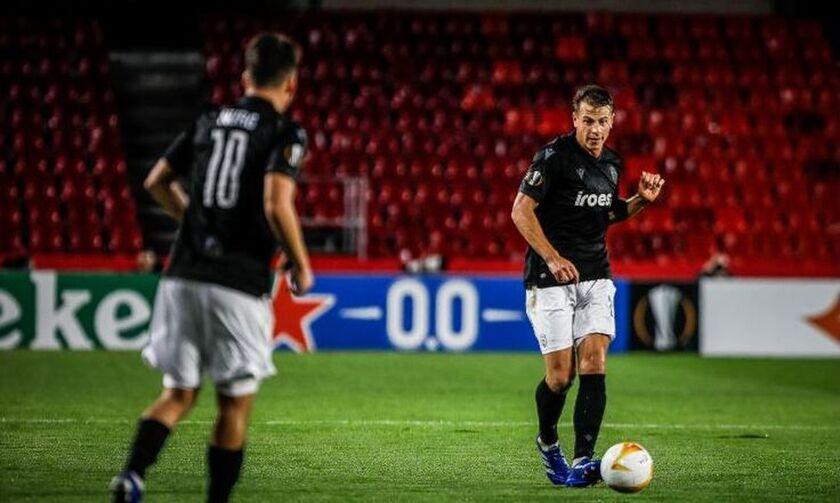 Γρανάδα-ΠΑΟΚ 0-0: Τα highlights της αναμέτρησης (vid)