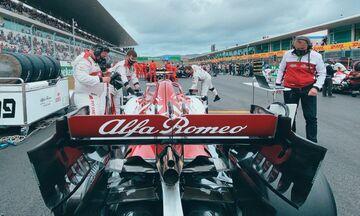 Επίσημο: Παραμένουν στην Alfa Romeo Racing ο Ραϊκόνεν και ο Τζιοβινάτσι