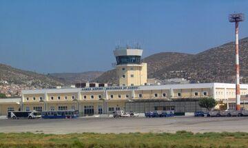 Σεισμός: Άνοιξε το αεροδρόμιο της Σάμου