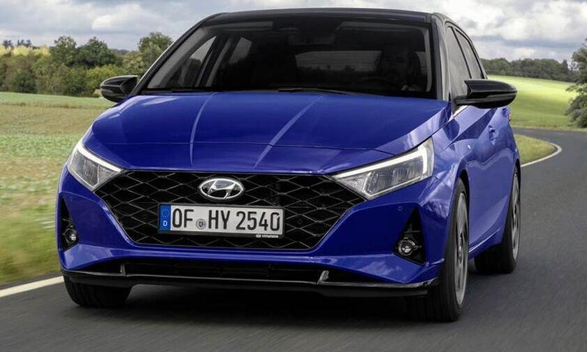Δέλεαρ η τιμή του νέου Hyundai i20 1.0 T-GDi 100 PS
