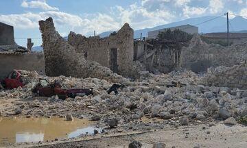 Σεισμός: Η Σάμος από ψηλά τη στιγμή του σεισμού (vid)