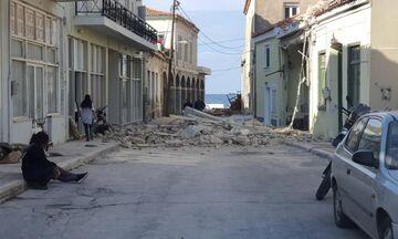 Σεισμός στη Σάμο: Τοίχος καταπλάκωσε δύο παιδιά μετέδωσε η ΕΡΤ - Απεγκλωβίστηκαν νεκρά (vids)