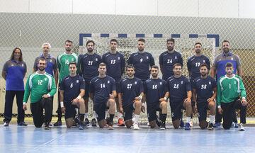 ΟΧΕ: Αναβλήθηκαν οι αγώνες της Εθνικής Ανδρών