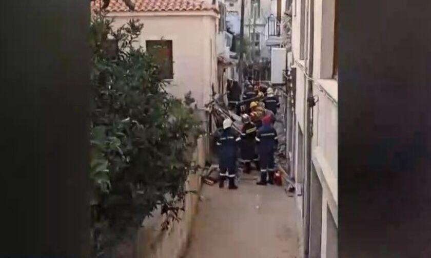 Σεισμός στη Σάμο : Βίντεο από το σημείο που σκοτώθηκαν τα δύο παιδιά