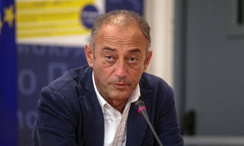 Γκαντής: Θετικός στον κορονοϊό ο πρόεδρος της ΟΧΕ