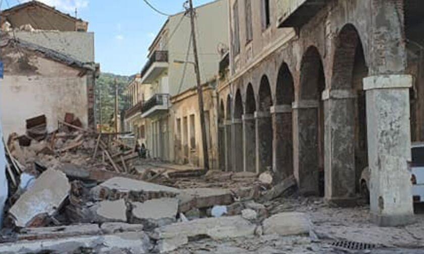 Σεισμός στη Σάμο: Νεκρά δύο παιδιά στο Βαθύ - 17 νεκροί και 709 τραυματίες στην Τουρκία