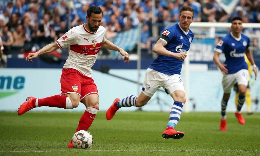Bundesliga: Μοιρασιά για Σάλκε και Στουτγκάρδη (Highlights)