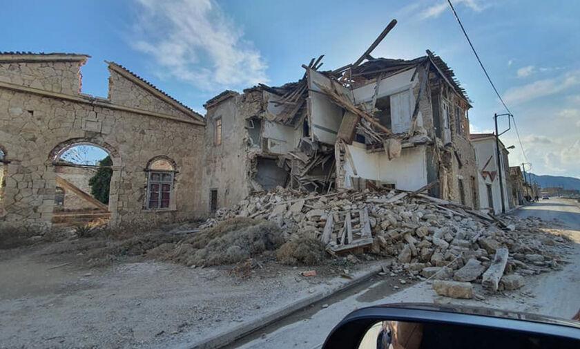 Σεισμός: Τουλάχιστον 24 νεκροί και 804 τραυματίες στην Τουρκία