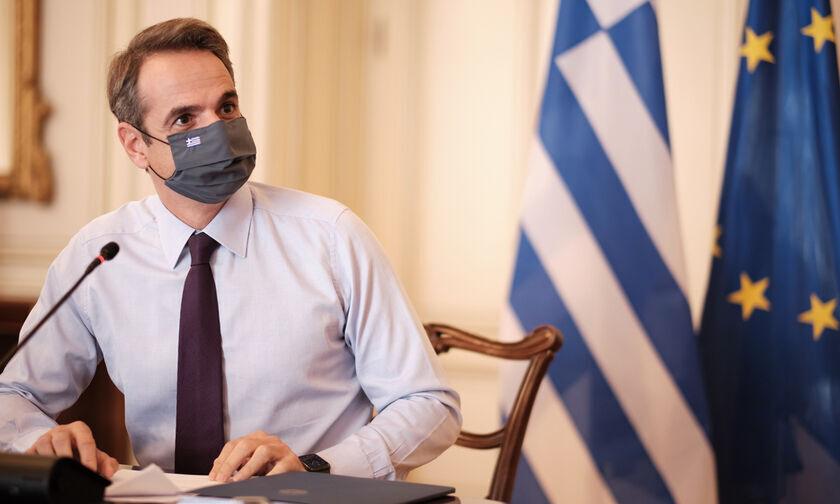 Ποιες περιοχές είναι στις δύο ζώνες που ανακοίνωσε ο Μητσοτάκης - Τα μέτρα για κάθε μία