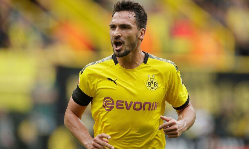 Bundesliga: Με Χούμελς η Ντόρτμουντ, αγχώθηκε η Μπάγερν (highlights)
