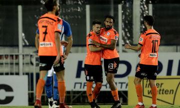 Ατρόμητος - ΠΑΣ Γιάννινα 0-2: «Πέταγε» ο Άγιαξ της Ηπείρου (highlights)