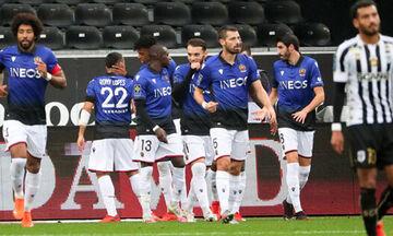 Ligue 1: Υψηλές «πτήσεις» η Νις του Πατρίκ Βιεϊρά, 3-0 την Ανζέ (αποτελέσματα, βαθμολογία)
