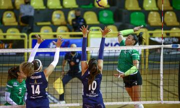Volley League Γυναικών: ΑΟ Θήρας και Πανναξιακός «ράπισαν» Παναθηναϊκό και Θέτιδα!