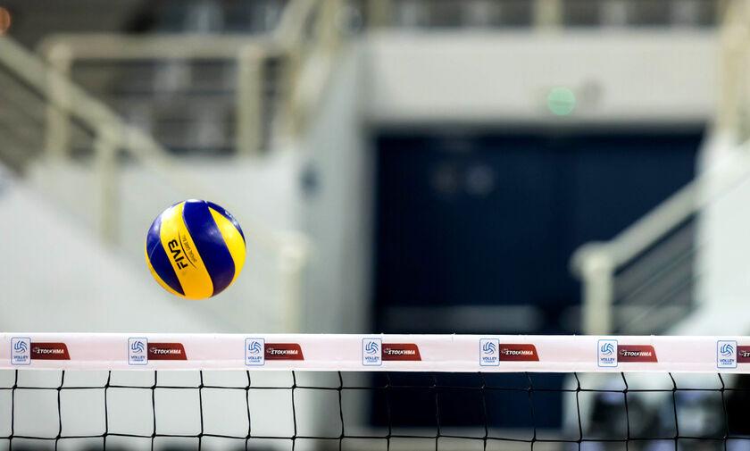 Volley League Ανδρών: Ζήτησε εξαίρεση η ΕΣΑΠ ώστε να συνεχιστεί το πρωτάθλημα