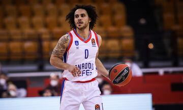 EuroLeague: Η αναφορά της στην επιστροφή του Λάρκιν (vid)