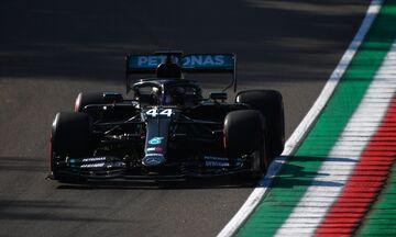 Grand Prix Ιταλίας: Νίκη για Χάμιλτον, πρωταθλήτρια κατασκευαστών η Mercedes