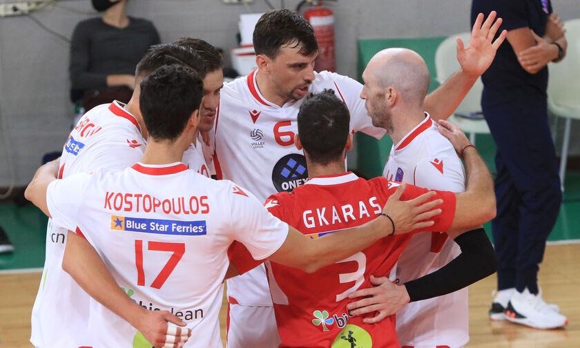 Volley League Ανδρών: Έγινε το Μίλων-Φοίνικας, νικητές οι νησιώτες!