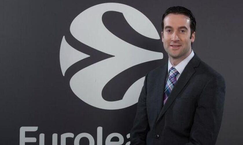 Σκοτ: «Δεν υπάρχει πλάνο για εναλλακτικό format στη Euroleague»