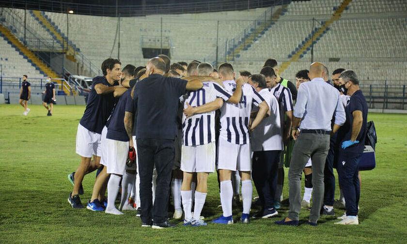Απόλλων Σμύρνης: Η αποστολή για το ματς με τον Παναθηναϊκό