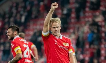 Bundesliga: «Αυλαία» με νίκη της Ουνιόν στο Χόφενχαϊμ (highlights)