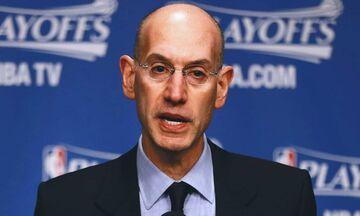 NBA: Ο Σίλβερ πιέζει τους GM για τζάμπολ στις 22 Δεκεμβρίου!