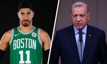 Καντέρ: «Ο Ερντογάν εξάγει τρομοκρατική νοοτροπία, κάποιος να τον σταματήσει»