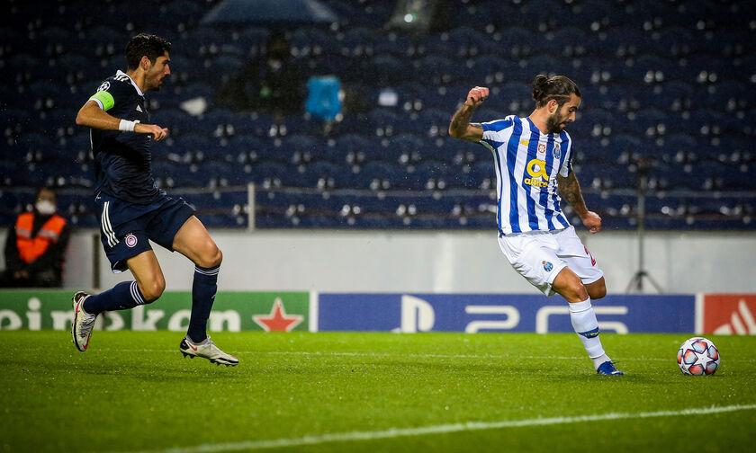 Πόρτο – Μαρσέιγ: Το 2-0 με τον Ολιβέιρα και το χαμένο πέναλτι του Παγιέ για το 1-1 (vid)