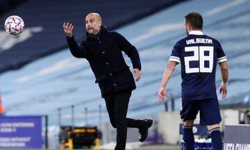 Γκουαρντιόλα: Έπρεπε να «τελειώσουμε» νωρίτερα το ματς!