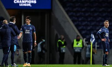 Champions League: Αρνητικό ρεκόρ για την... «άσφαιρη» Μαρσέιγ!