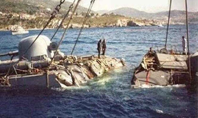 Κωστάκος - Σάμαινα: H μαύρη μέρα του Πολεμικού Ναυτικού - «Σκοτεινά» τα αίτια…