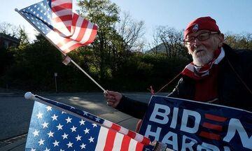 Στελέχη Δημοκρατικών: «Ο Μπάιντεν κερδίζει με 286 εκλέκτορες και χωρίς την Πενσυλβάνια»