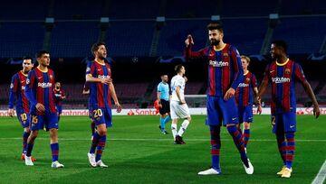 Champions League: Τρία στα τρία, αλλά με μπόλικο άγχος για την Μπαρτσελόνα!