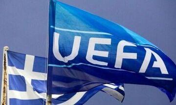 Βαθμολογία UEFA (4/11): Η Ελλάδα σταθερά στην 17η θέση (pic)