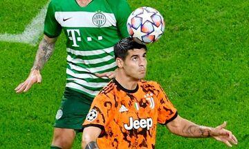 Champions League: Περισσότερα από 3 γκολ σε κάθε ματς - Οι πρώτοι σκόρερ