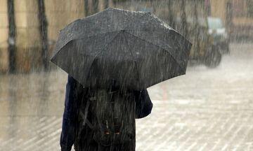 Καιρός: Βροχές και θυελλώδεις άνεμοι σε περιοχές της χώρας!
