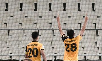 Super League: Καλύτερο γκολ της 7ης αγωνιστικής του Σάκχοφ (pic, vid)