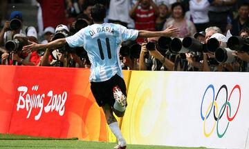 Ντι Μαρία: Επέστρεψε στην εθνική Αργεντινής