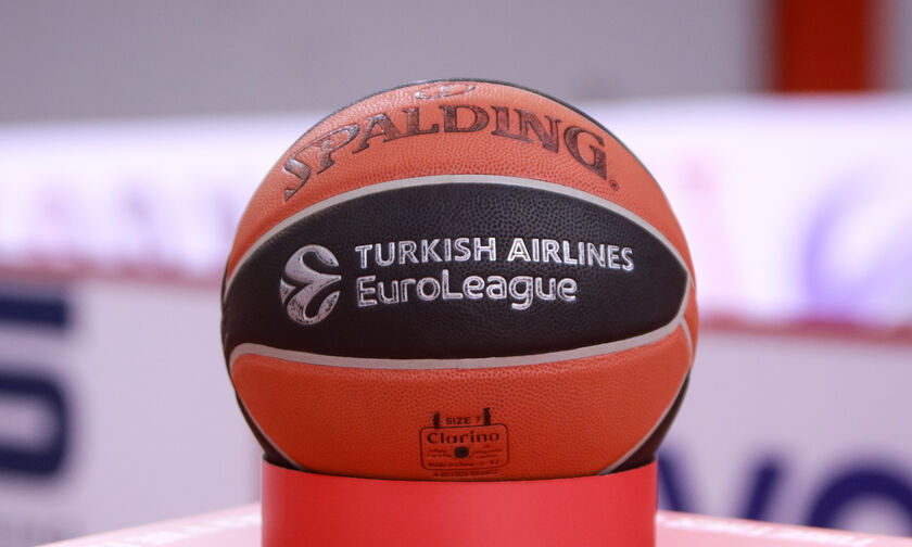 EuroLeague: Όρισε τρία αναβληθέντα παιχνίδια