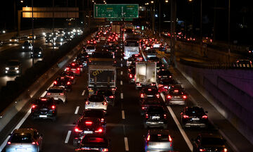 Αττική: Η μεγαλύτερη κίνηση των τελευταίων δυο ετών στους δρόμους!