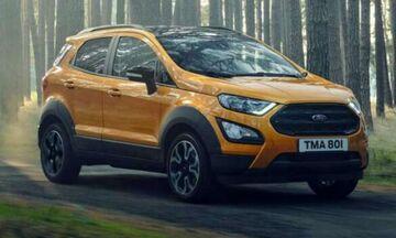 Νέο και πιο «σκληρό» Ford EcoSport Active
