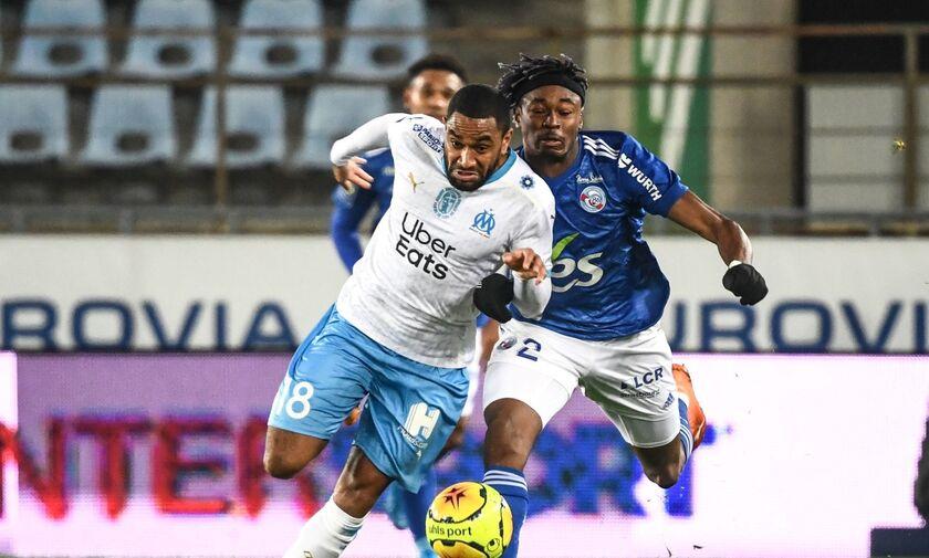 Ligue 1: Νίκησε η Μαρσέιγ, αλλά προβλημάτισε ξανά (vid)