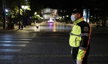 Lockdown: Έλεγχοι σε δεκάδες σημεία στην Αττική από την Αστυνομία (vid)