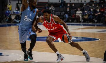 EuroLeague: Στην κορυφή του top 10 ο ΜακΚίσικ (vid)