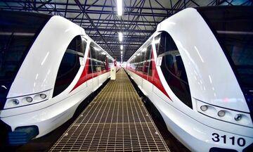 Γραμμή 4 Μετρό: Οι 20 αυτοματοποιημένοι συρμοί που θα έχει