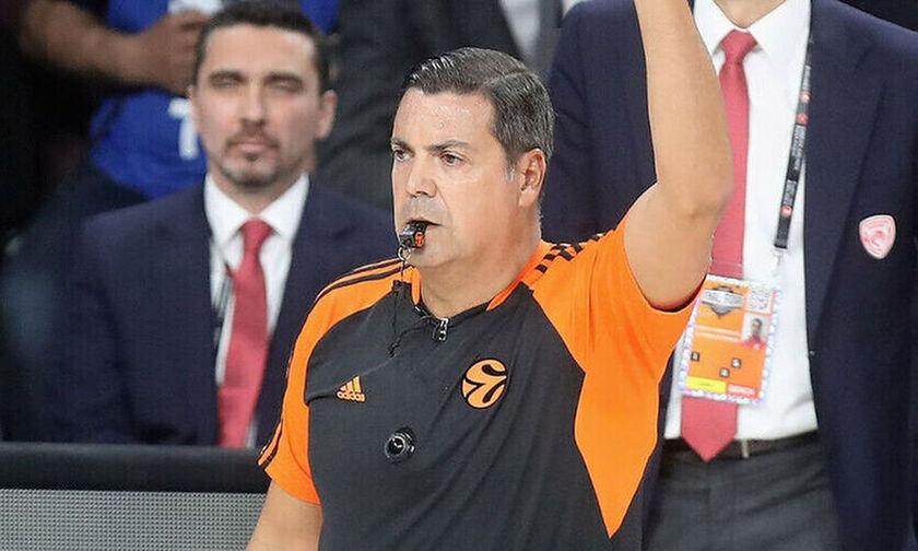 EuroLeague: Οι διαιτητές για Ολυμπιακό και Παναθηναϊκό