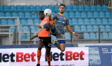 ΠΑΣ Γιάννενα-Παναιτωλικός 0-0: Τον σταμάτησαν τα δοκάρια(highlights)